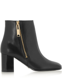 Burberry London London Leather Ankle Boots