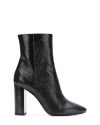 Saint Laurent Lou Zipped Boots