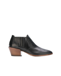 Tod's Low Heeled Ankle Boots