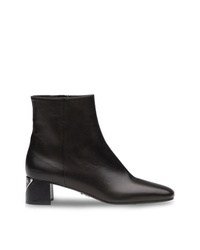 Prada Nappa Leather Booties