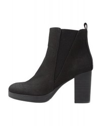 Anna Field Platform Boots Black