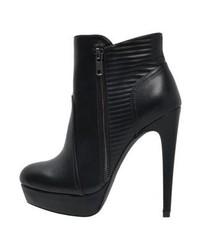 Even&Odd Platform Boots Black
