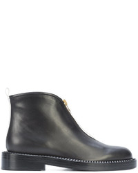 Marni Pull Tab Ankle Boots