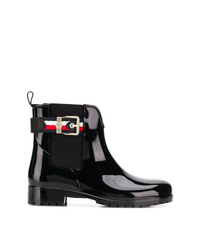 Tommy Hilfiger Pvc Ankle Boots