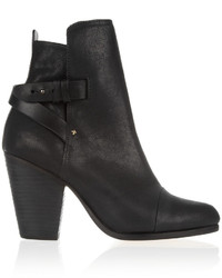 Rag and Bone Rag Bone Kinsey Leather Ankle Boots
