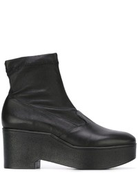 Robert Clergerie Stretch Ankle Boots