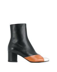 Cédric Charlier Round Toe Boot