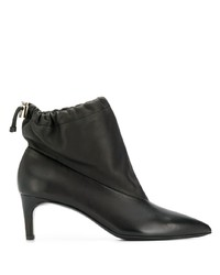 3.1 Phillip Lim Ruched Ankle Boots