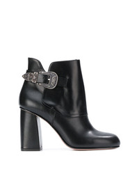 RED Valentino Side Embellished Boots
