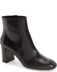 Tod's Square Toe Retro Bootie