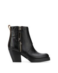 Acne Studios Stacked Heel Boots