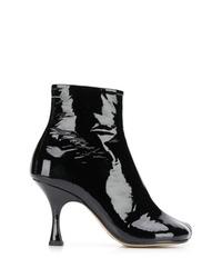MM6 MAISON MARGIELA Tabi Toe Ankle Boots