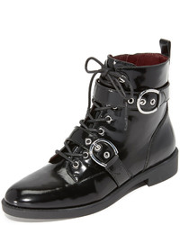 Marc Jacobs Taylor Double Strap Ankle Boots