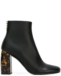 Stella McCartney Tortoiseshell Effect Ankle Boots