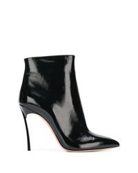 Casadei Train Pointed Boots