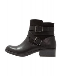 Dorothy Perkins Wagon Boots Black