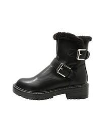 Even&Odd Winter Boots Black