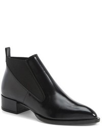 Vince Yarrow Leather Chelsea Ankle Boot