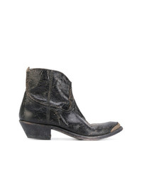 Golden Goose Deluxe Brand Young Distressed Boots