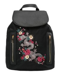 New Look Dragon Rucksack Black