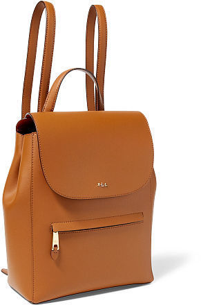 692733eb68b54 Ralph Lauren Lauren Leather Ellen Backpack