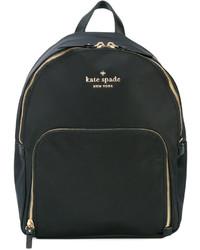 Kate Spade Logo Plaque Backpack