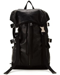 Miharayasuhiro Maison Mihara Yasuhiro Buckled Backpack
