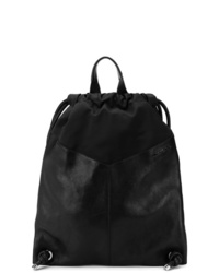 Jimmy Choo Marlon Biker Star Stud Backpack