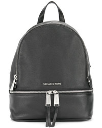 Michael Kors Michl Kors Multi Zips Backpack