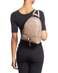 98cd9b3ff769 ... MICHAEL Michael Kors Michl Michl Kors Extra Small Rhea Zip Leather  Backpack