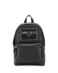 Jimmy Choo Patch Logo Backpack