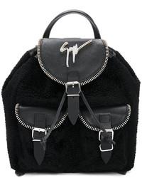 Giuseppe Zanotti Design Regit Backpack
