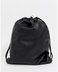 Mi-Pac Tumbled Kit Bag In Black
