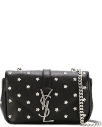 Saint Laurent Baby Classic Monogram Shoulder Bag