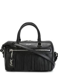Saint Laurent Fringe Duffle Bag