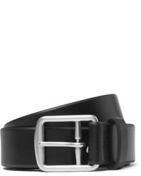 Polo Ralph Lauren 35cm Black Leather Belt