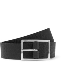 ANDERSON'S 3cm Reversible Full Grain Leather Belt