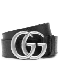 Gucci 4cm Full Grain Leather Belt