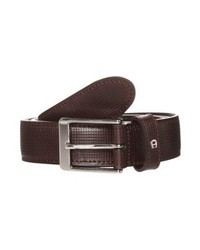 Aigner Belt Ebony