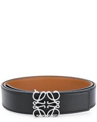 Loewe Branded Buckle Belt