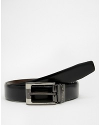 Ted Baker Crafti Leather Reversible Belt