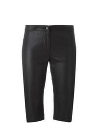 Romeo Gigli Vintage Slim Knee Shorts