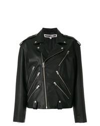 McQ Alexander McQueen Classic Biker Jacket