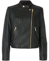 MICHAEL Michael Kors Michl Michl Kors Leather Biker Jacket