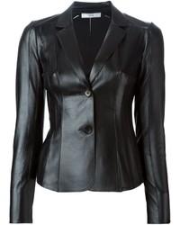 Desa collection leather blazer medium 1088081