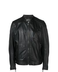 Belstaff Biker Bomber Jacket