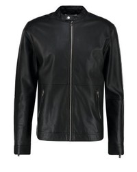 Howlan faux leather jacket black medium 3835224