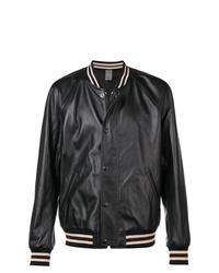 Coach Reversible Souvenir Leather Jacket
