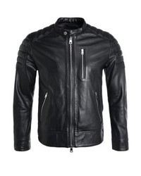 Speed leather jacket black medium 4272673