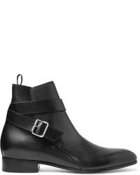 Leather jodhpur boots medium 739055